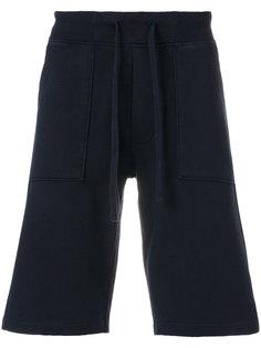 спортивные шорты со шнурком  Woolrich