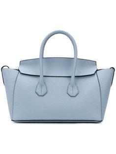 текстурная сумка-тоут с логотипом Bally