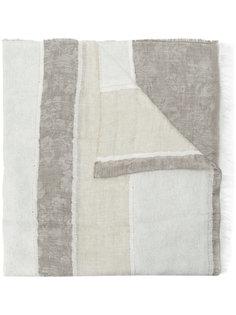 платок дизайна колор-блок Le Tricot Perugia