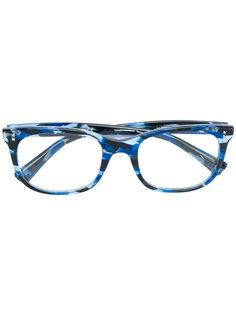 очки в квадратной оправе Valentino Eyewear