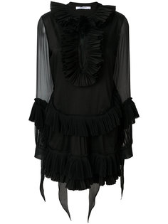 pleated A-line short dress Givenchy