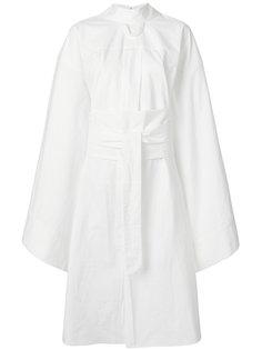 extra wide sleeve dress A.W.A.K.E. Awake