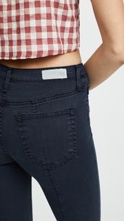 AG The Jodi Crop Sateen Jeans
