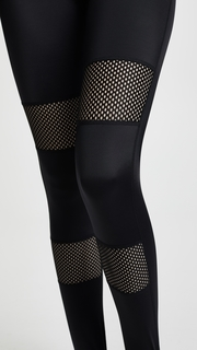 Beyond Yoga Blocked Out Stirrup Leggings