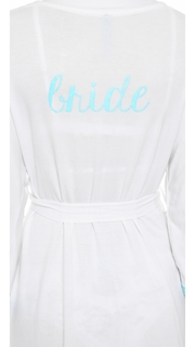 Honeydew Intimates All American Bride Robe