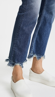 3x1 Empire Crop Bell Jeans