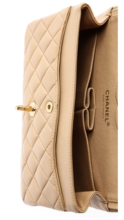 What Goes Around Comes Around Chanel 9 Shoulder Bag