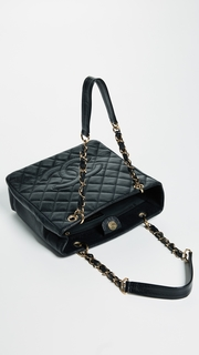 afd50bfb5edd What Goes Around Comes Around Chanel PST Tote (Previously Owned)