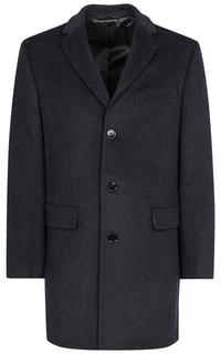 Полушерстяное пальто Al Franco