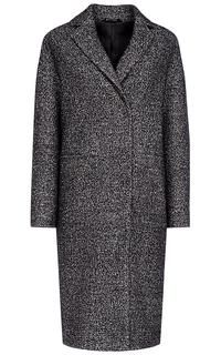 Женское текстильное пальто на мембране raft pro Pompa
