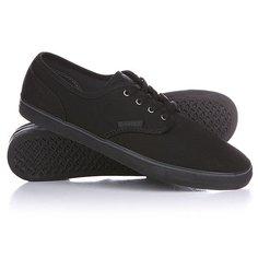 Кеды кроссовки низкие Emerica Wino Cruiser Black