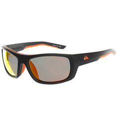 Очки Quiksilver Knockout Matte Black-Orange