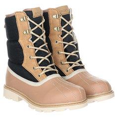 Ботинки зимние женские Roxy Canby Boot Black