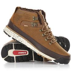 Ботинки низкие Element Donnelly Walnut
