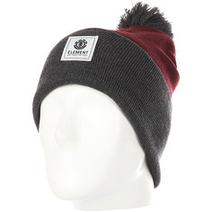 Шапка Element Carrier Ii Beanie Grey Heather