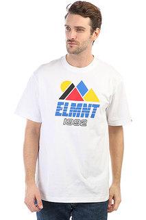 Футболка Element Angles Optic White