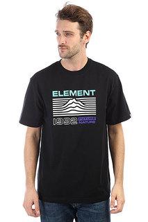 Футболка Element Contour Flint Black