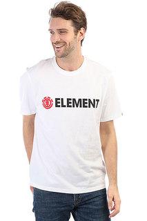 Футболка Element Horizontal Optic White