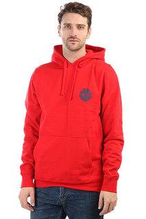 Толстовка сноубордическая Element S Hood Fire Red