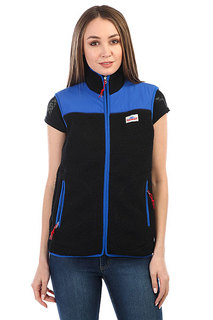 Жилетка женский Penfield Mattawa Fleece Vest Black