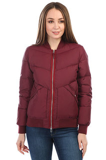 Пуховик Penfield Vanleer Burgundy