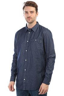 Рубашка DC Swalendalen 2 Indigo Rinse