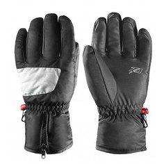 Перчатки сноубордические женские Zanier Reith.zx Da 10 Weiss