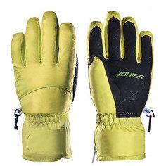 Перчатки сноубордические женские Zanier Scheffau.zx 7700 Lime