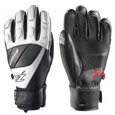 Перчатки сноубордические Zanier Speed-pro.zx 1020 Weiss Schwarz