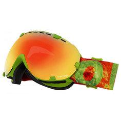 Маска для сноуборда OUT OF Eyes Фотохромная Поляризационная Mango(the One Fuoco)