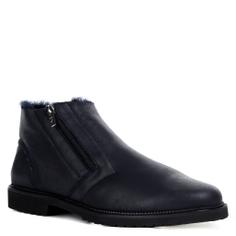 Ботинки PAKERSON 34164 темно-синий