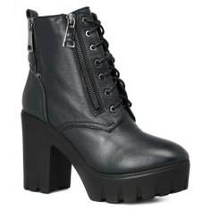 Ботинки MASSIMO SANTINI 62160013 темно-синий