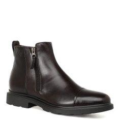 Ботинки NERO GIARDINI A705309U темно-коричневый