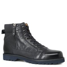 Ботинки MASSIMO SANTINI 62280001 темно-синий