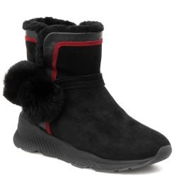 Ботинки REJOIS RS1011 черный