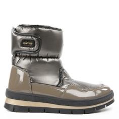 Ботинки JOG DOG 14027 коричнево-серый