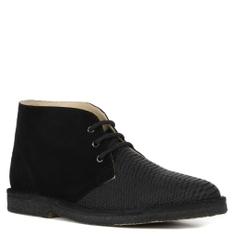 Ботинки LORIBLU WM301BWF черный