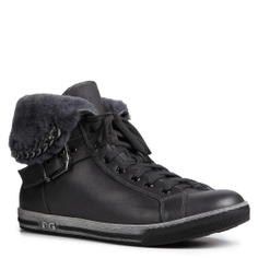 Ботинки NERO GIARDINI A514141D темно-серый
