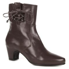 Ботинки PAKERSON 49050 темно-коричневый