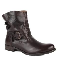 Ботинки NERO GIARDINI P207201D темно-коричневый
