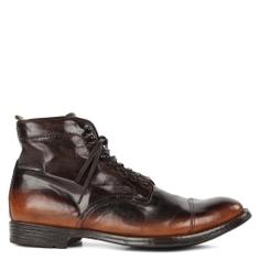 Ботинки OFFICINE CREATIVE MAVIC/006 темно-коричневый