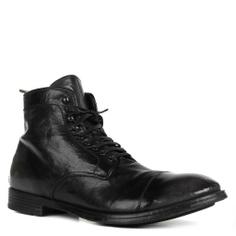 Ботинки OFFICINE CREATIVE MAVIC/006 темно-серый