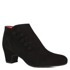 Ботинки PAS DE ROUGE Z639 черный