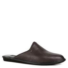 Тапочки PAKERSON TU005 темно-коричневый