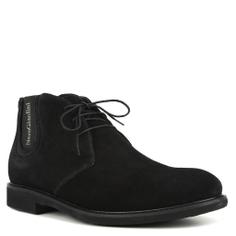 Ботинки NERO GIARDINI A101002U черный