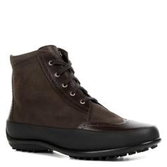 Ботинки PAKERSON 24515 темно-коричневый