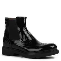 Ботинки NERO GIARDINI A411835D черный