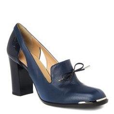 Туфли GIOVANNI FABIANI G1271 темно-синий
