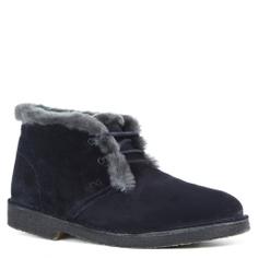 Ботинки NERO GIARDINI A411892D темно-синий