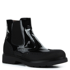 Ботинки NERO GIARDINI A411839D черный